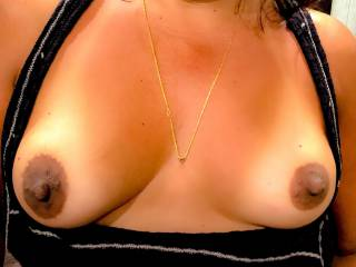 Love mybeautys titties, hope you enjoy them as well!