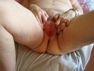 bet she loves a good wriggle round on a stiff hard cock,got 1 right here for her