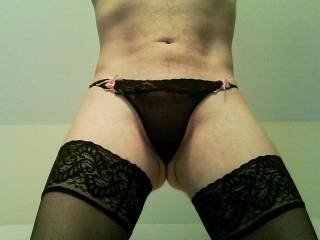 I do. Panties, stockings, bras, lingerie, skirts, blouses, shoes. The whole deal. Always end up jacking off and cumming hard. Would love to jack off with you.