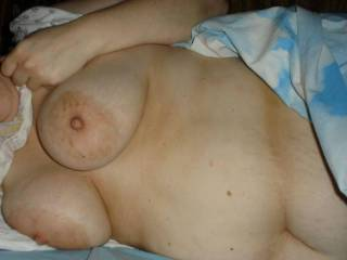 I'd keep those hot nipples hard and needing attention all day long