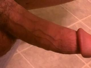 Love to take that big thick cock in my mouth and make it cum hard down my throat