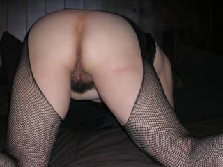 love your beautiful wife pussy and ass so many thoughts about how i would love to pleasure u       tongue mouth fingers hard cock   love this bend over pic one of the best