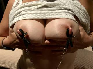 Tits amateur