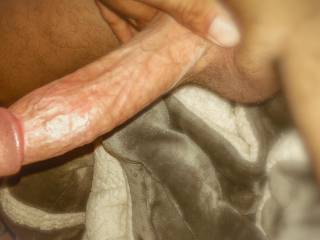 Need somewhere to put this hard cock! Between your feet, mouth, pussy, or ass?