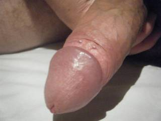 Love to recieve and give head. Your cock is just the right size to play with.....