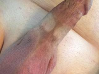 Just my cock all hard for You