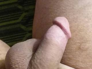 my thick soft shaved cock