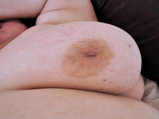 I would love to suck your nipple into until its as hard as my cock is right now