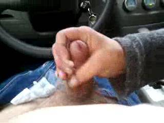lucky man and so great and exciting to see her hand playing with your lovely dick and a not too big cock like mine. I have a too short cock for some women they find my dick too short and fine and you?