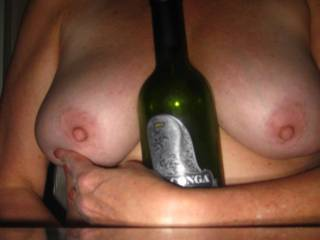 I would love to pour wine all over your perfect nipples and lick them clean!