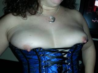 How do my boobs look?