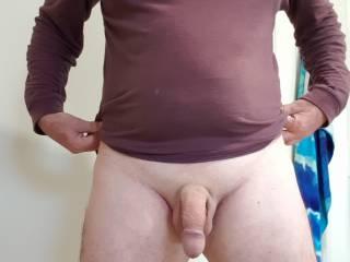 Who like shaved smooth cock cum and get it