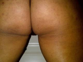 Hubby loves my ass