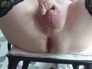 My hungry ass needs hard cock