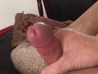 My first boy day off. I needed to release a weeks worth of jizz built up.