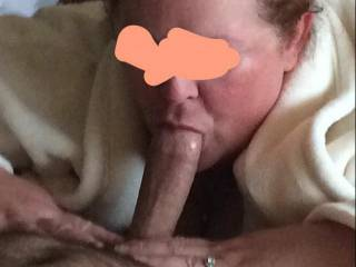 Wife sucking the Dr's cock