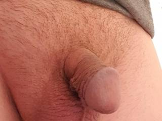 Is my cock really small lol
