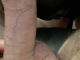 GF gives slow BJ with cumshot