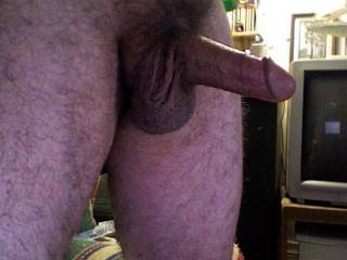 Love to have you deep throat me with that cock, and then lick your ass.