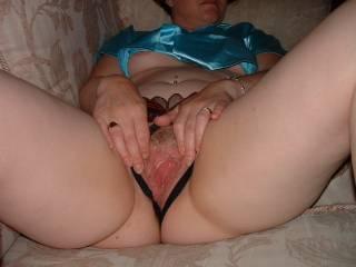 MMMMMMMMMMMMMMM very nice!! I would love to please you with my 9in cock deep inside you all night long!!