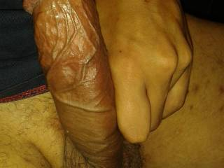 Oh man, I wanna lick every vein on that dick!