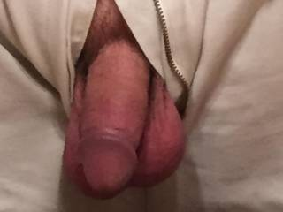 I love looking at your cock and love knowing you are looking at my cunt!
