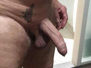 Do you like to see a nice foreskin on my Cock ?