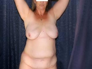 Bbw boobs and bush.