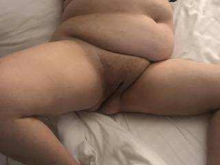 At the hotel getting ready to fuck her