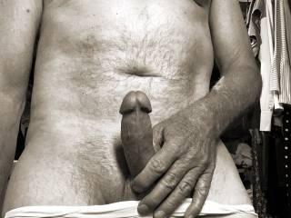 feeling horny in lady friends panties