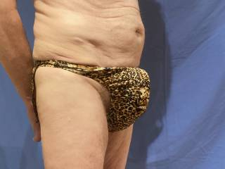Do you think these undies are doing a good job hiding \'Him\'?
