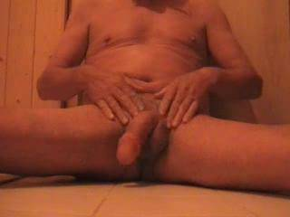 fantastic cock, so lovely to see you stroking its wonderful wide head. lovely close up of that fantastic head ,nice to see you get a little foreskin coverage, but so good to see you pull the shaft skin hard back...