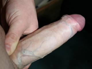 Mmmmm, nice cock!! Next time you get real horny, please do this for me! 