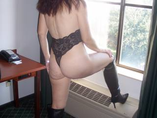 wish you were looking at me across the street stroking myself very hot picture nice job