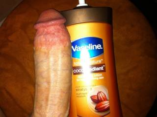 you will need that to get that big boy in my ass after you fuck my pussy first