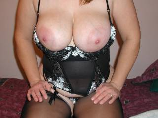 big hot firm boobs. suckable . and of course sweet tight cunt fuckable. keep in touch as soon as you come to france. as i love to fuck wives in front of their hubbies...........kisses stallion13333atyahoodotfr