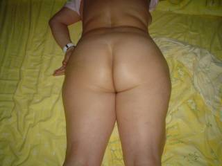 delicious ass of my wife Maggy