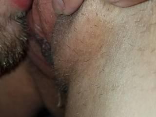 Lick her sweet spot