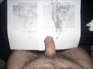 wow i love it, thanks u so much and your cock looks fantastic x
