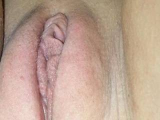 I need to wrap my lips around yours with tongue down the middle into the delicious pink center and not letting go until you cum over and over again drenching my mouth with gallons of your sweet nectar!