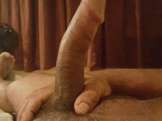 When ever you like ,while my girl sucks your man's. .and cums all in her mouth..while u enjoy this nice Dick