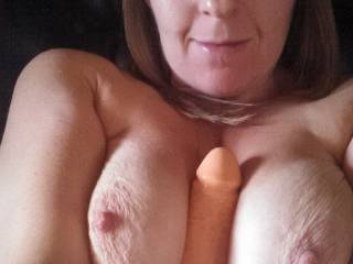 They are gorgeous!!!  And those nipples are so hard!