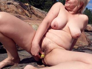 Fresh, fat and deep banana
