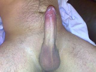 Ummmmmmmmmmmm...........very nice looking cock sweetie...........I would love to feel you deep inside meeeeeeeee............and pumping my pussy and butt full of hot creamy cum!!!!!!!!  woman
