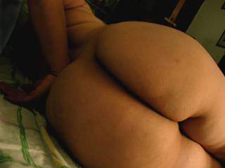 that big beautiful ass definately deserves a big black thick cock while she still has it and is young,