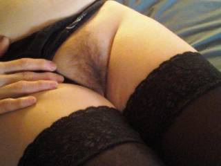yes hun.. i see a wounderfull hot pussy and i wanna fill u deep and hard.. lick her for hours before fuck.. and fill with my hot cumshot... uhmmmm