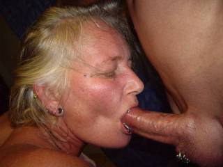 I PERSONALLY PREFER THE PUSSY, BUT IF YOU WANT TO TASTE MINE, I WOULD LOVE TO GIVE IT TO YOU....