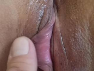I love to make my wife dripping wet
