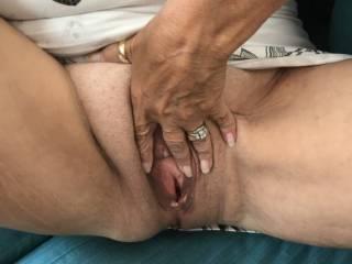 Wife teasing me