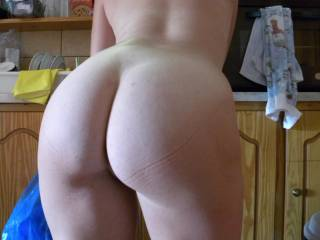 OMG!!! You have the sweetest ass!!  May I lick you from behind till your cum dribbles down your inner thighs first? Then clean you up with my tongue before sliding my throbbing cock bollock deep inside you? Then fuck you to orgasm again as we watch in the mirror? Xxxxx